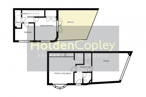 Floorplan for The Ropewalk, The Park Boarders, Nottinghamshire, NG1 5DW