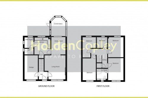 Floorplan for Little Ox, Colwick, Nottinghamshire, NG4 2DA