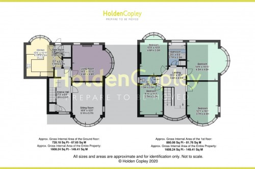 Floorplan for Selby Road, West Bridgford, Nottinghamshire, NG2 7BB