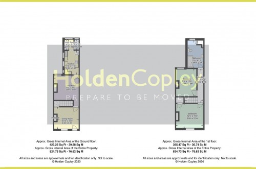 Floorplan for Glapton Road, The Meadows, Nottinghamshire, NG2 2FN
