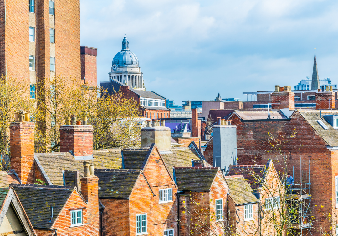 Nottingham A Great Buy To Let Option