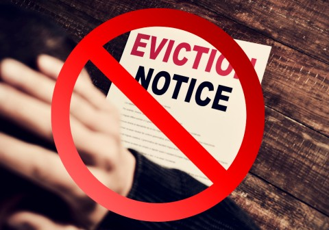 Eviction Ban Extended In England