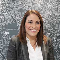 Helen Watts, Sales Manager