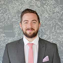 Kristopher Etches, Property and Account Manager