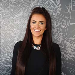 Heather Royston-Webb, Senior Sales Negotiator