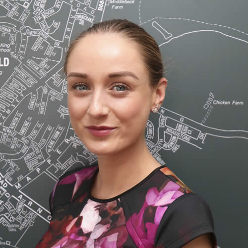 Layla Kay, Lettings Negotiator